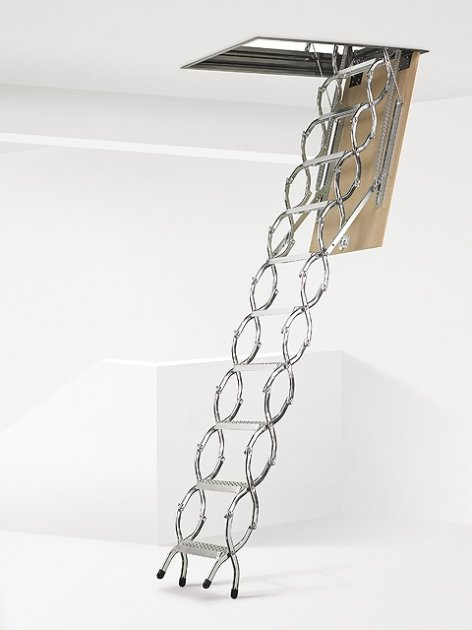 Folding and Retractable Stairs