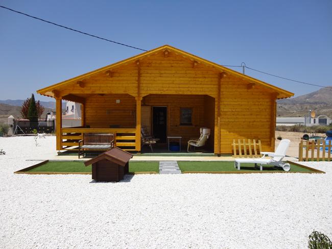 Verdades y mentiras de las casas prefabricadas de madera - Propiedades de la madera ...